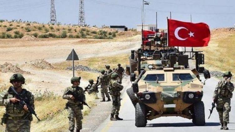Турки уничтожили четыре позиции ЧВК Вагнера вместе с боевиками