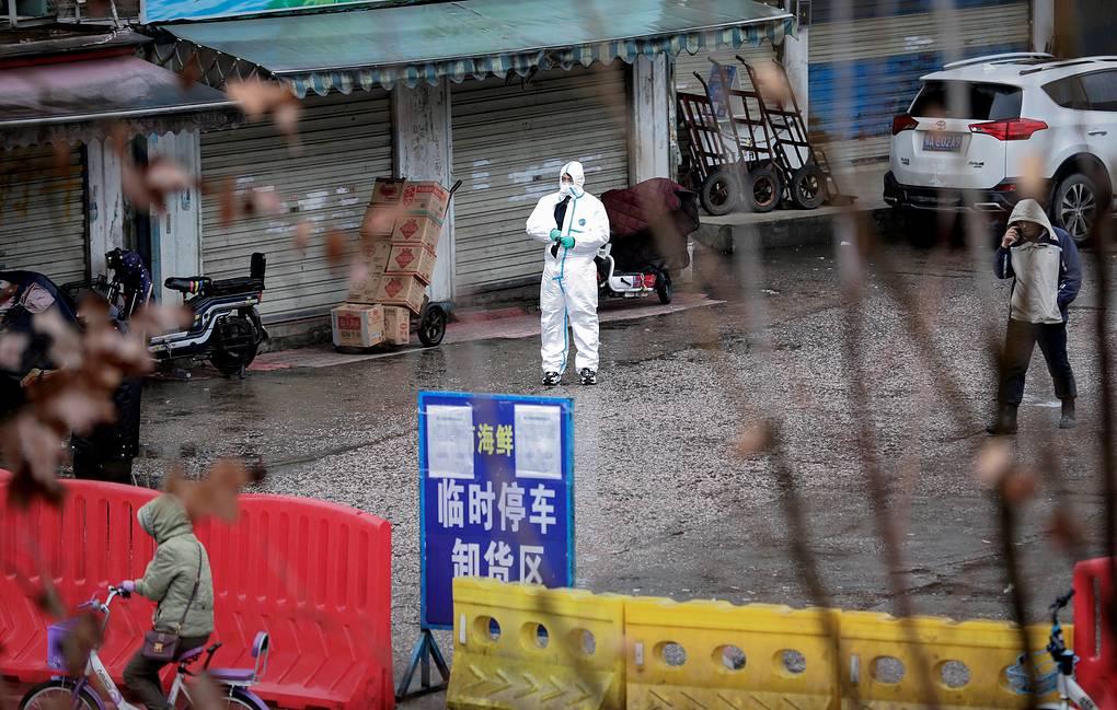 Китай ответил Украине на иск из-за коронавируса