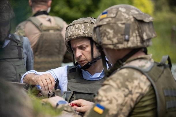 Зеленский предложил новый вид воинской службы