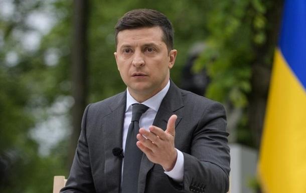 Зеленский вступил в перепалку с журналисткой