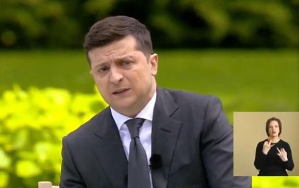 Зеленский рассказал, чем хочет запомниться украинцам