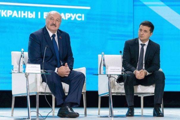 Лукашенко передал Зеленскому подарок и письмо с поддержкой