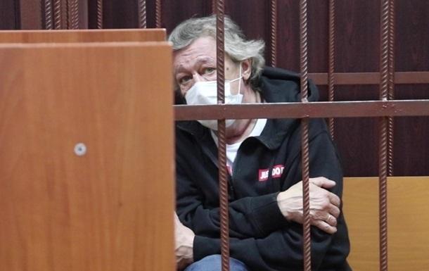 Ефремов сел пьяным за руль, чтобы помочь другу в Украине