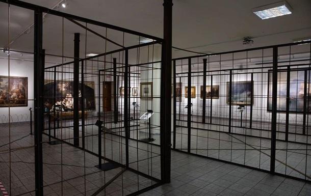 ГБР снова пришло в музей Гончара ради картин Порошенко