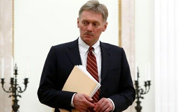 Песков пояснил территориальные претензии Путина прошлыми «ошибками»