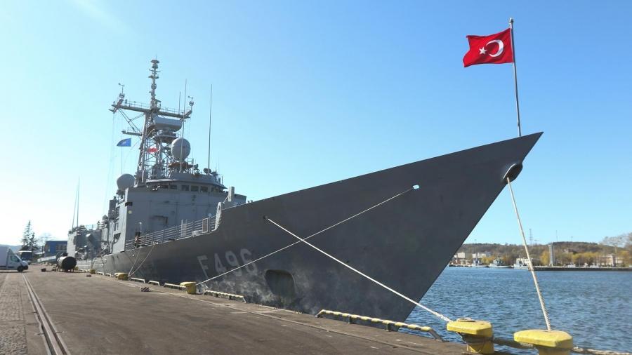 Турция создает в Ливии авиационную и морскую базы