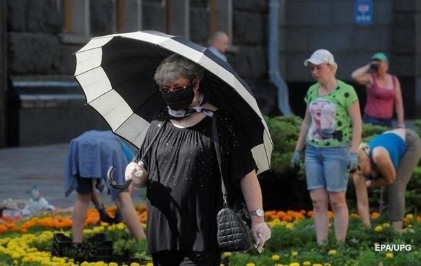 В Украине два дня подряд рекордное количество заболевших коронавирусом