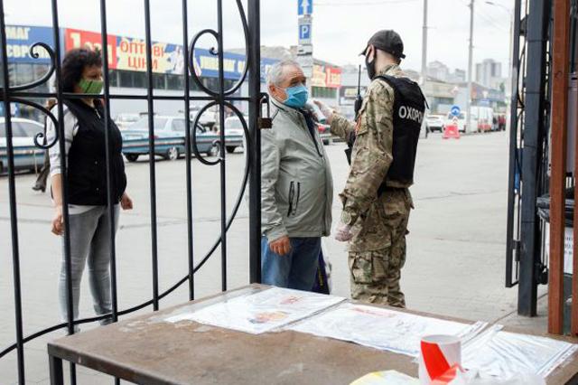 В Украине вновь ужесточат карантин