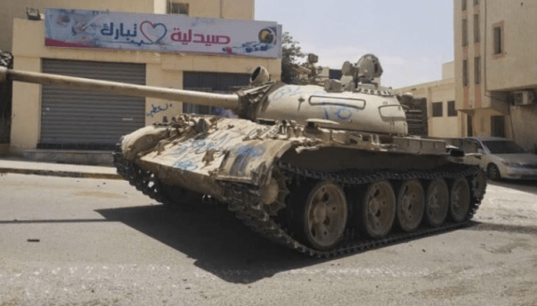 Россия потерпела крупное поражение в Ливии