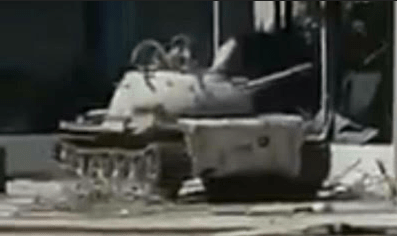 В Ливии убит генерал и захвачены российские танки