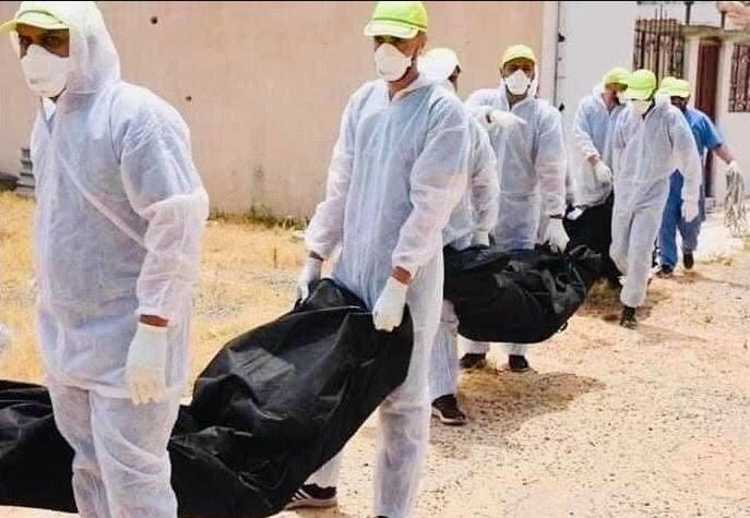 Ливия выдвинула обвинение российской ЧВК Вагнера