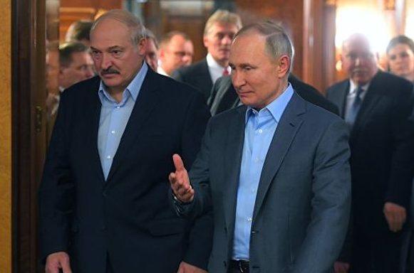 Лукашенко высказался об отношениях с Россией
