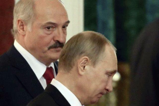 Путин мстит Лукашенко за отказ от объединения государств
