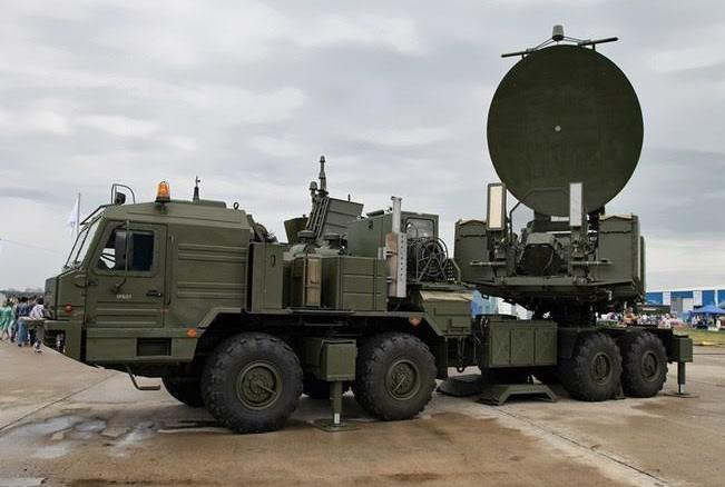 Россия потеряла в Ливии два секретных военных комплекса