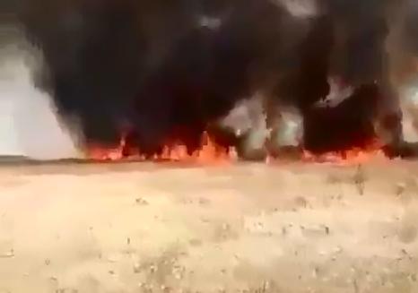 Россия обстреливает турецкие позиции в Сирии, самолеты РФ летают у границы Турции