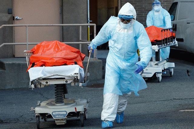 Британия вышла на четвертое место в мире по количеству больных коронавирусом