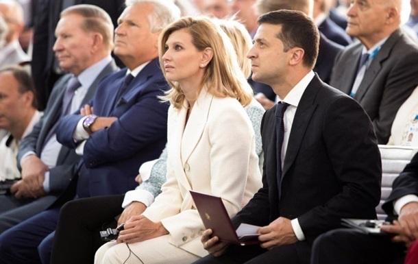 Зеленский инициировал закон о первой леди