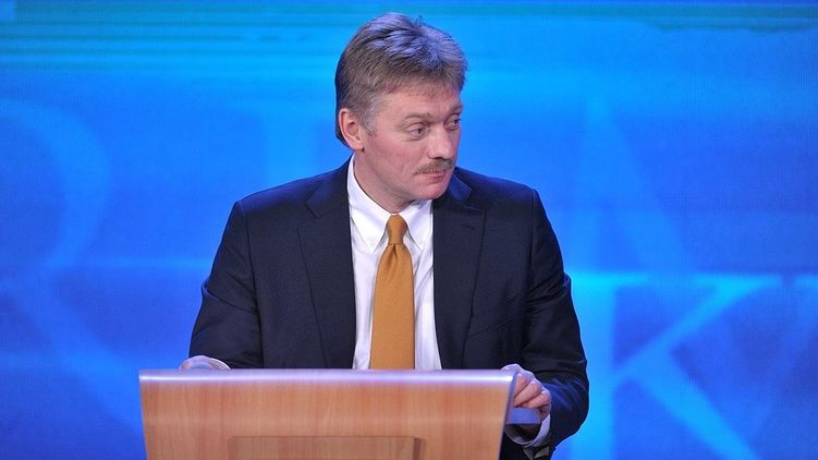 В Кремле назвали условие мира на Донбассе