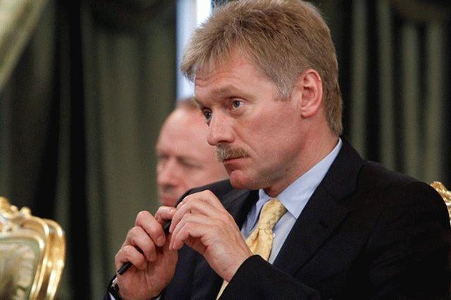 Песков заявил, что Путина коробит от заявления Зеленского о войне