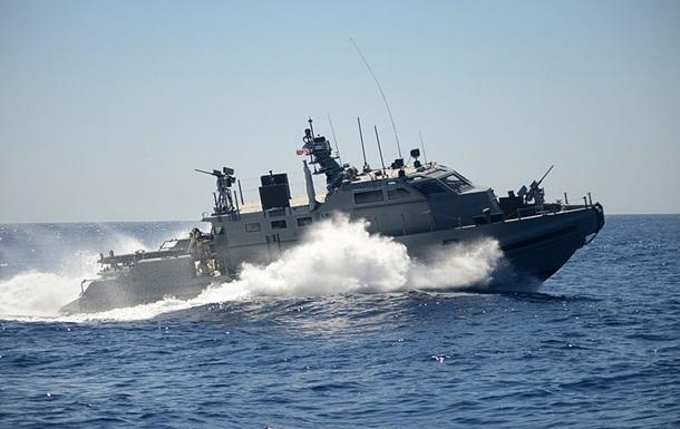 США поставят Украине 16 патрульных катеров Mark VI