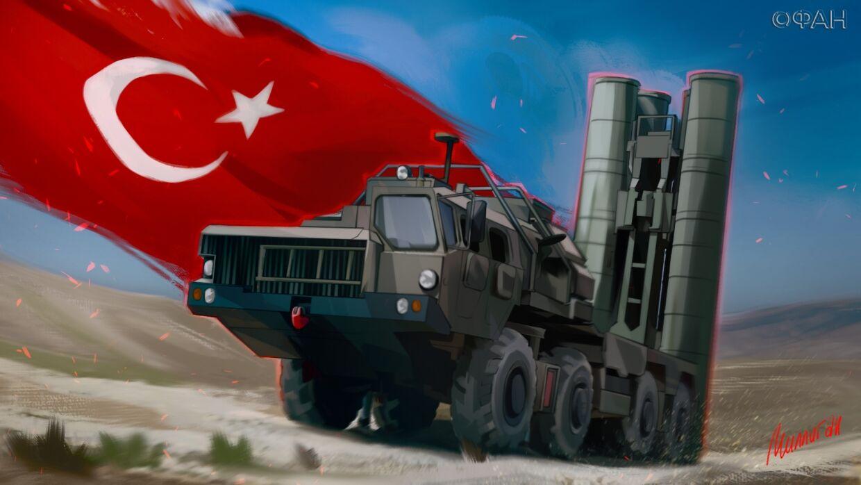 В Ливии турки решили сбивать российские самолеты российскими ПВО