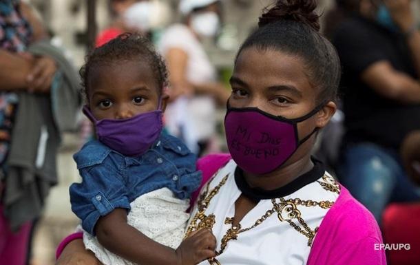 Первая страна из Африки попала в ТОП-5 по распространенности коронавируса
