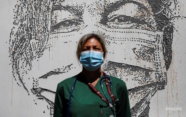 Еще одна страна преодолела рубеж в 400 тысяч заражений коронавирусом