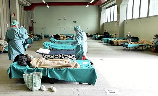 Северная Америка обогнала Европу по количеству умерших от коронавируса