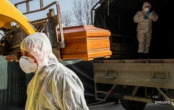 В мире от коронавируса умерли 600 тысяч человек