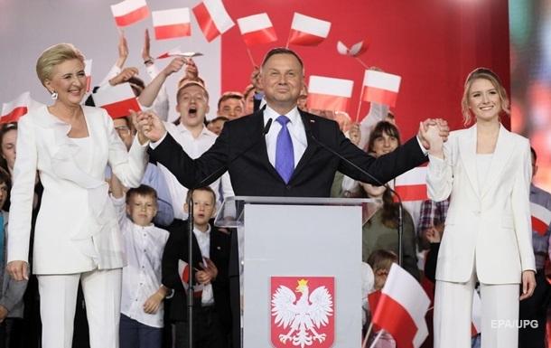 Второй тур выборов президента Польши принес сюрприз
