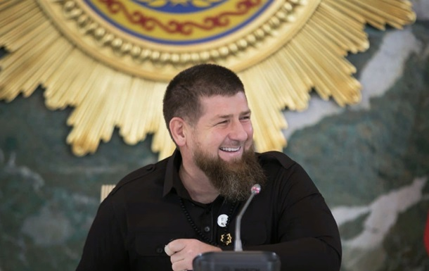 Кадыров высмеял введение США санкций против него