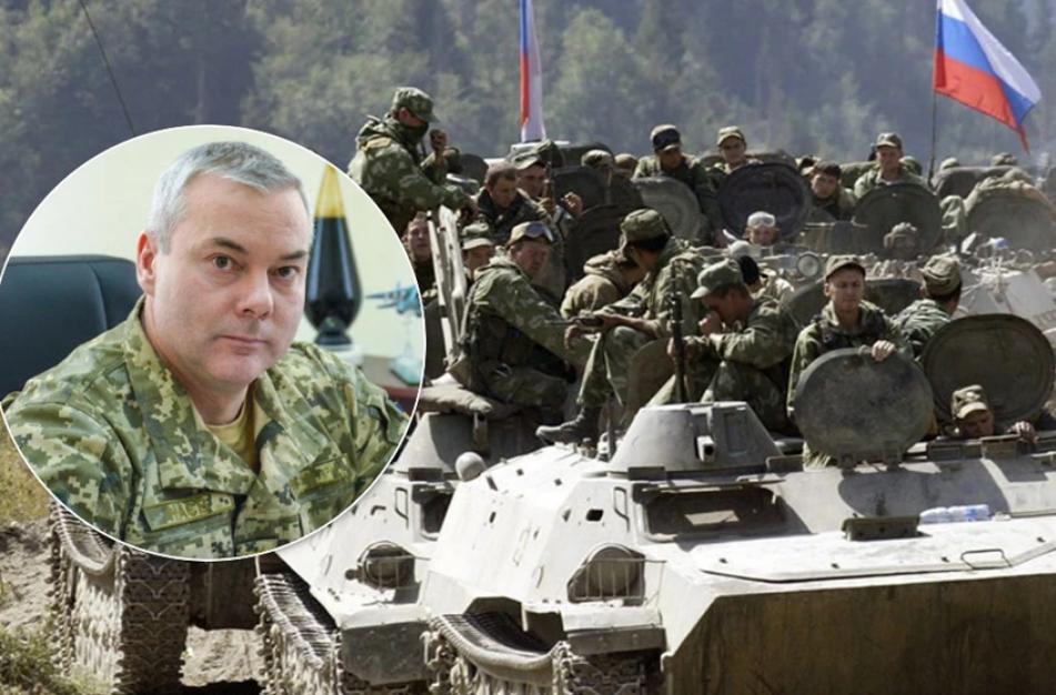 Наев отреагировал на заявление командующего ВМС о военном вторжении России