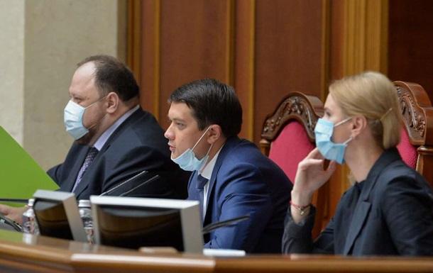 Разумков объяснил, почему не назначили местные выборы
