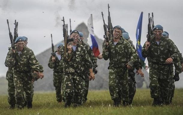 Россия привела в боевую готовность свою армию на границе с Украиной