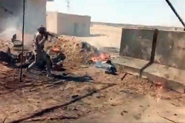 В Сирии убили начальника службы безопасности пророссийских сил