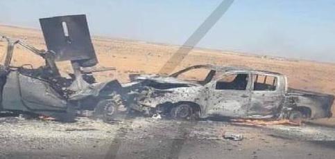 Турки в Сирии уничтожили двух российских боевиков