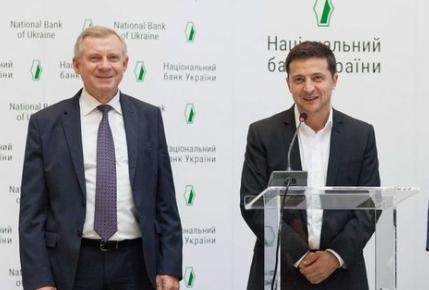 У Зеленского отреагировали на отставку Смолия