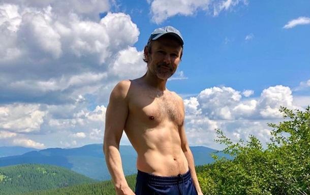 Святослав Вакарчук показал фото своего отдыха
