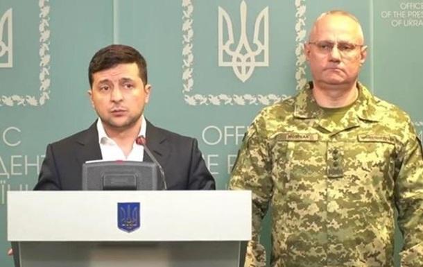 Зеленский отреагировал на расстрел возле Горловки украинских военных