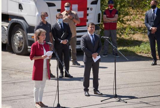 Зеленский опроверг подписание договоренности о прекращении огня