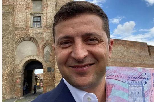 Офис президента заявил, что Зеленский побывал в Луцкой области