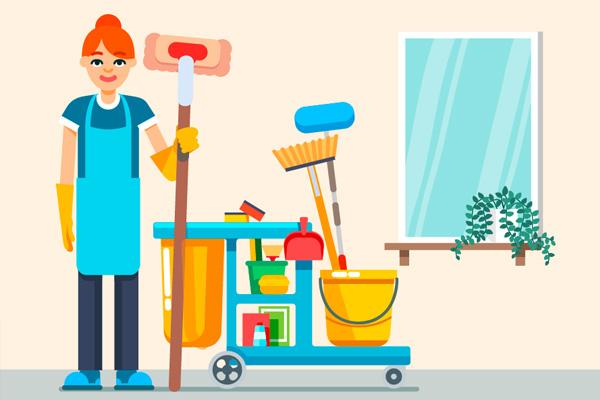 Удобный сервис подбора компании по уборке помещений
