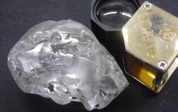 В Африке нашли алмаз весом 442 карата