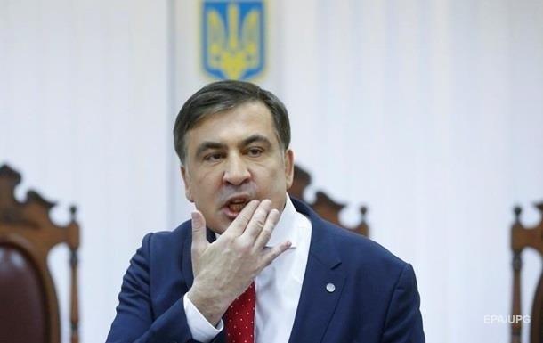 Саакашвили покидает Украину и возвращается в Грузию