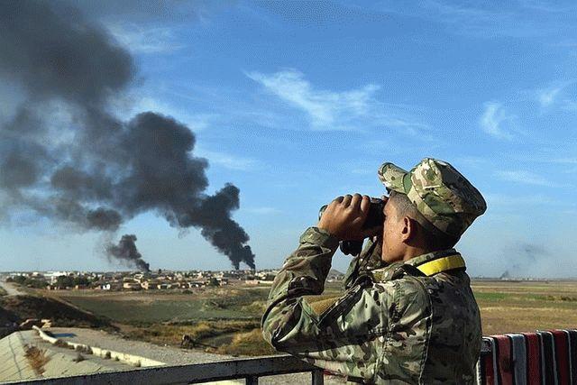 Турция в ответ на атаки россиян перебросила в Сирию три колонны военной техники