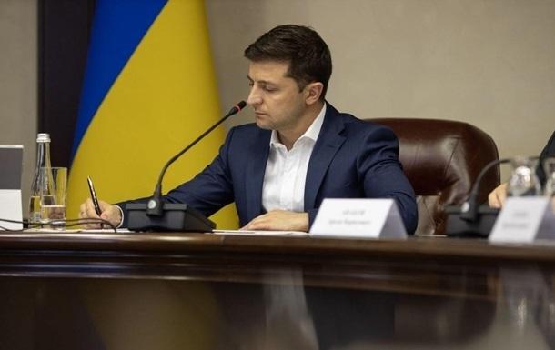 Зеленский посмертно наградил пятерых бойцов ВСУ