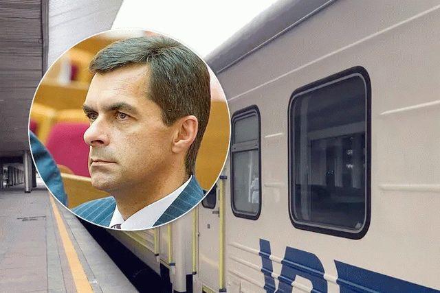 Бывшего зама Саакашвили назначили руководить Укрзализныцей