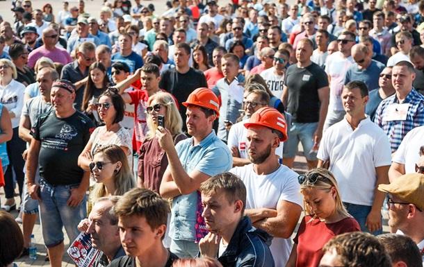 Лукашенко предложил пригласить в Беларусь шахтеров из Украины