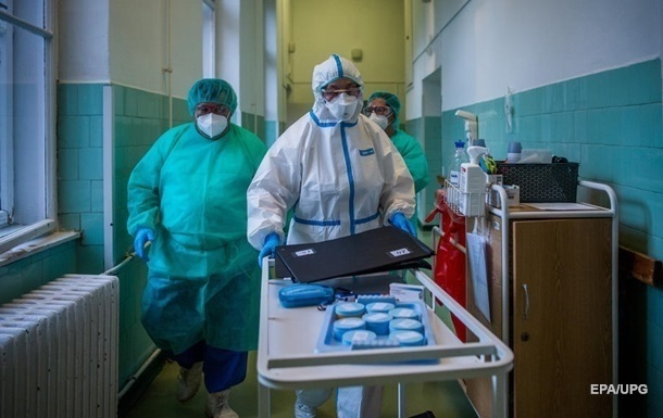 В Украине коронавирусом заболели еще 1637 человек