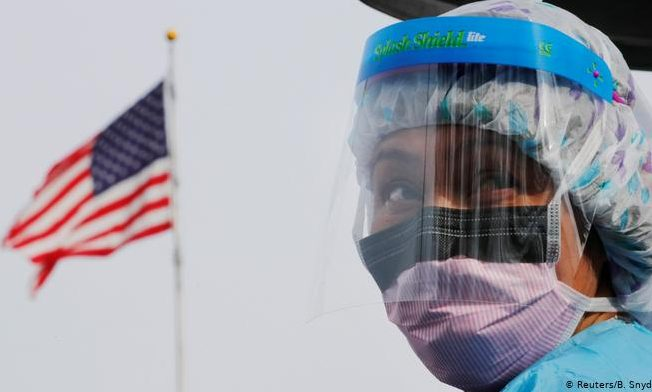 В США коронавирусом заболели уже 6 миллионов человек